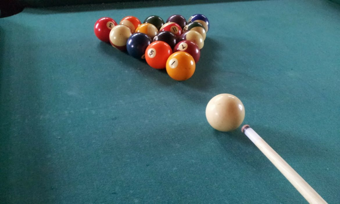 Jordan Plays Pool (multi-threading with a pool queue)