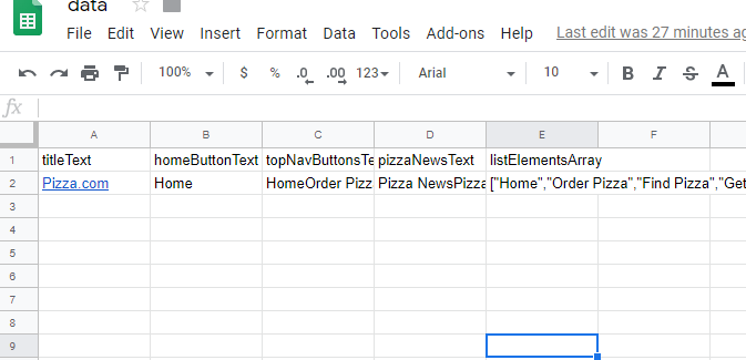 save to csv google sheets